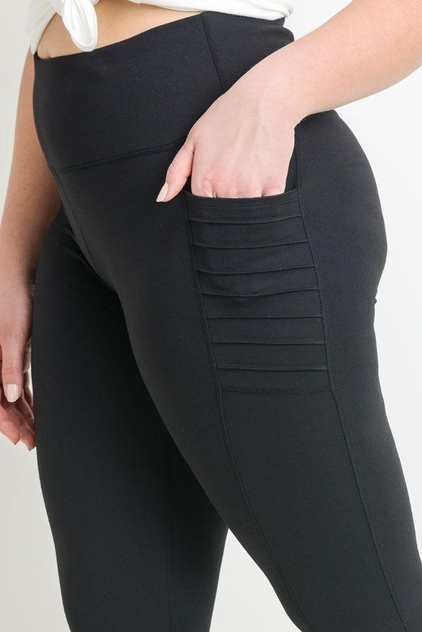 Moto Pockets Plus Leggings