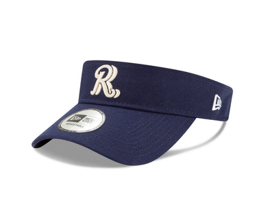 New Era RR Clutch Visor Navy