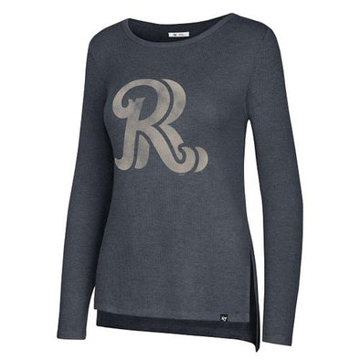 47 Brand RoughRiders Campbell RR L/S Rib Tee