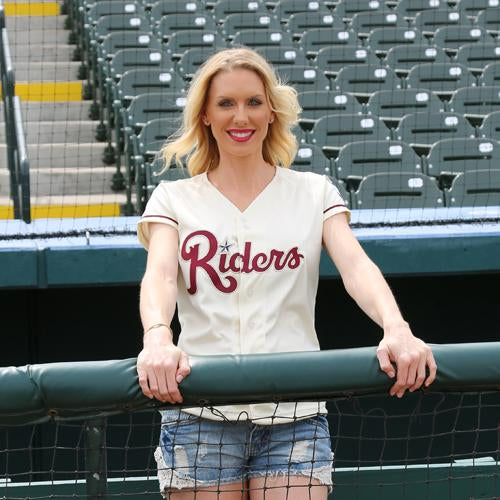 RoughRiders Women's Replica Home Jersey