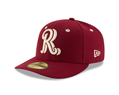 New Era RoughRiders LOW PROFILE On Field RR Hat