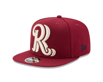 New Era RoughRiders Large Logo Snapback