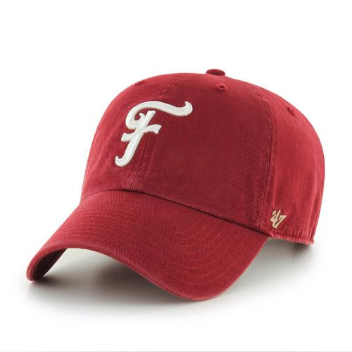 47 Brand RoughRiders Frisco 'F' Clean-Up Hat