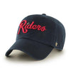 47 Brand RoughRiders Riders Script Clean-up Hat