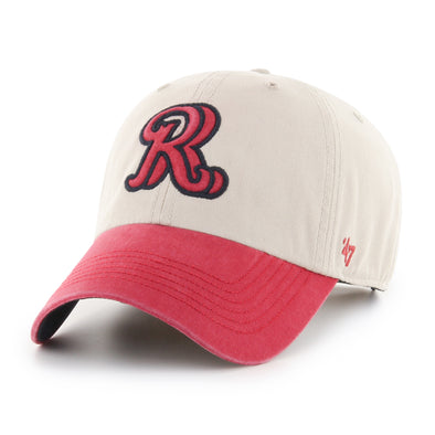 '47 Brand RoughRiders Bone Rivington Hat