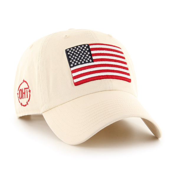'47 Brand RoughRiders OHT USA Flag Hat