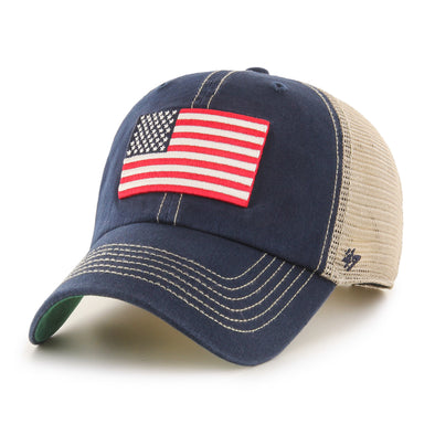 '47 Brand OHT USA Flag Clean Up