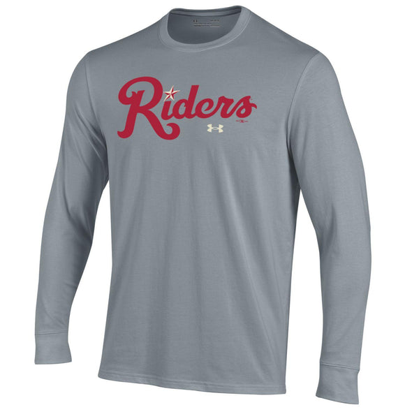 Under Armour Riders Script L/S Tee