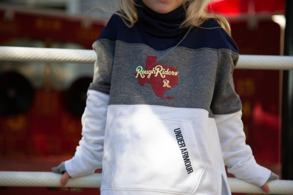 Frisco RoughRiders Under Armour Youth Funnel Fleece