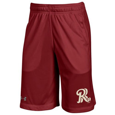Under Armour RoughRiders Boy's Training Shorts