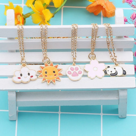 Collier Japonais Kawaii