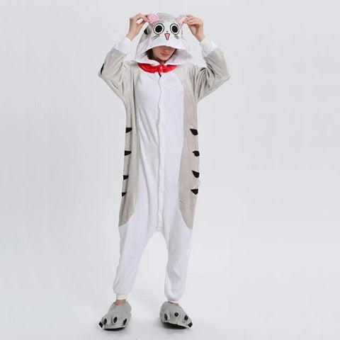 Kigurumi Adulte<br> Chat - Le Japonais Kawaii