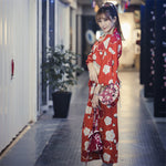 Yukata Japonais Traditionnel