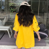 T-Shirt Long Pikachu