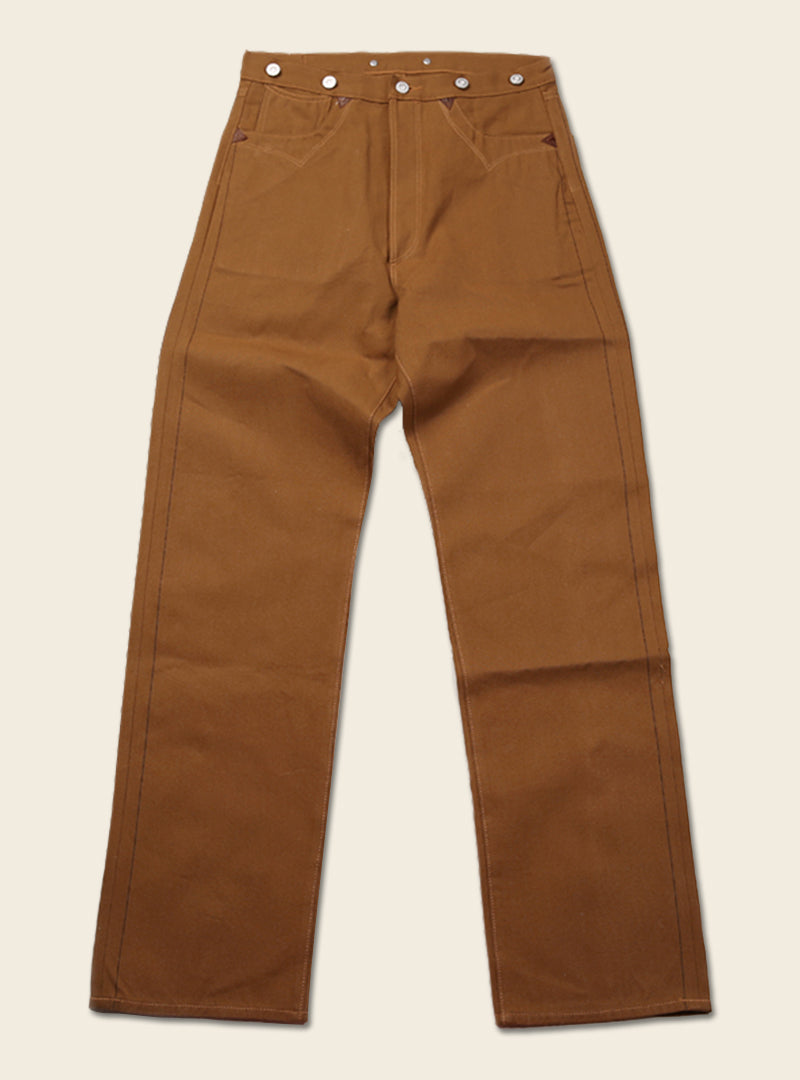 Lot 877 Nevada Gold Rush Baggy Unwash Trousers Pants