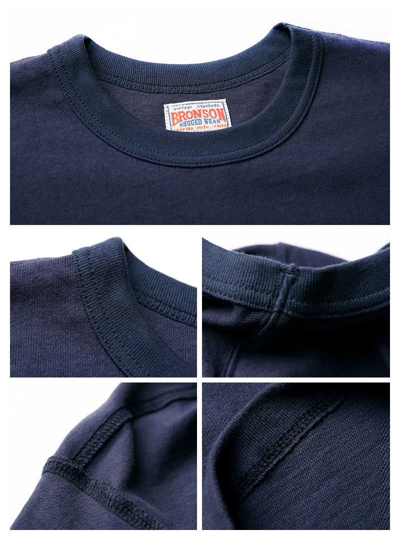 One Pocket Heavy Cotton T-Shirt