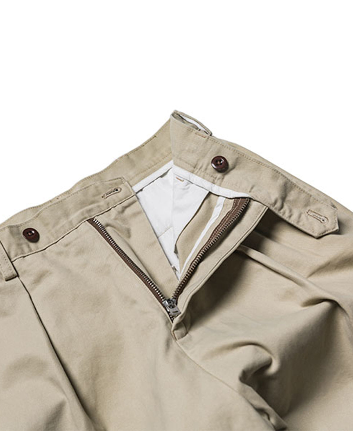 1950s US Army Officer 14oz Chino Trousers