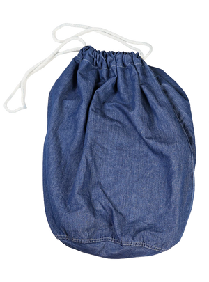 40S USN Barracks Denim Duffle Bag