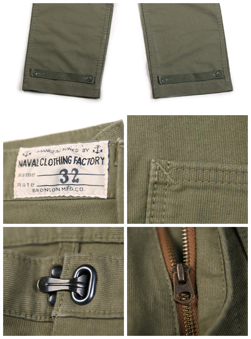 US Navy N-1 Deck Pants
