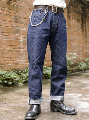 1947 801XX Men's Selvage Denim Heavy Jeans