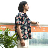Non Stock Men's Hawaii Vacation Short Sleeve Shirt