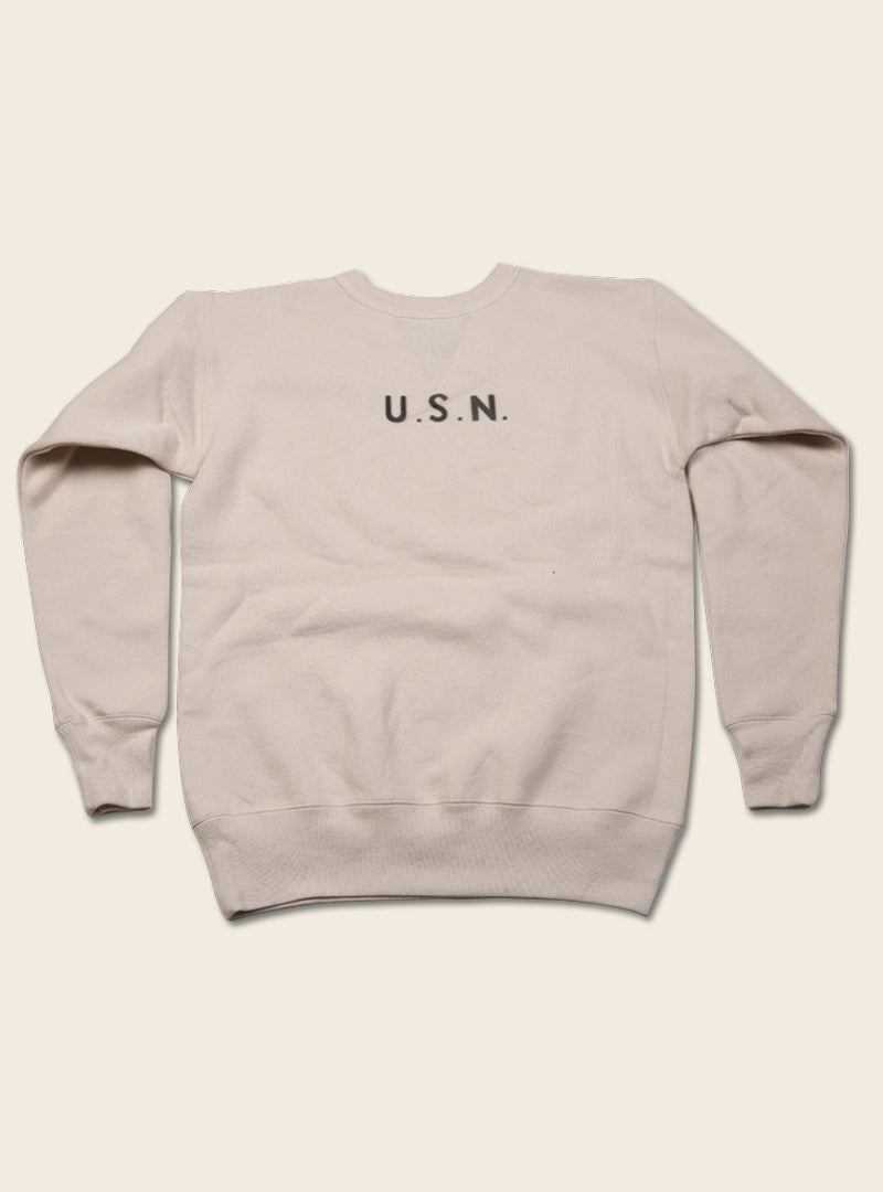 1940s U.S.N. Training Sweater