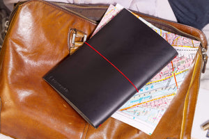 How to care for your leather journal