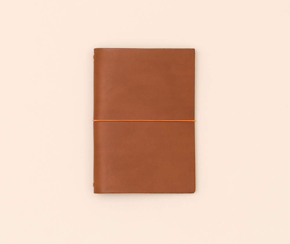 grand voyageur [pocket] | leather journal