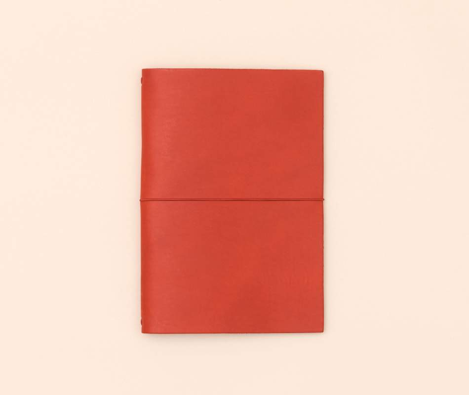 grand voyageur [xl] | leather journal