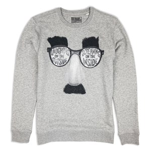 Alls Well Originals T Shirts Groucho unisex sweatshirt