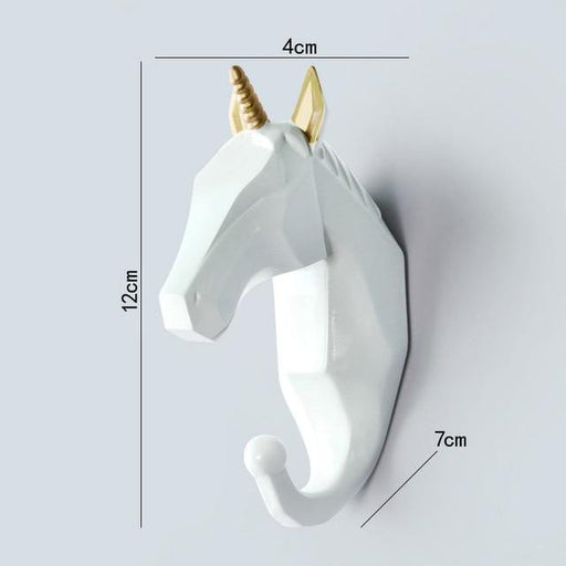 Animal Tribute Coat Hooks - LuxVerve