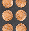 Perfect Muffin Pan 12-Piece Non-Stick by Berlinger Haus