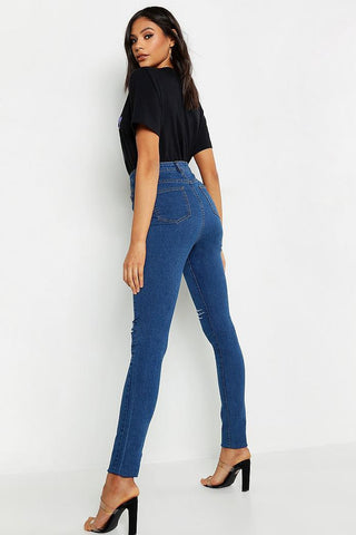 Best Fitting High Waisted Jeans