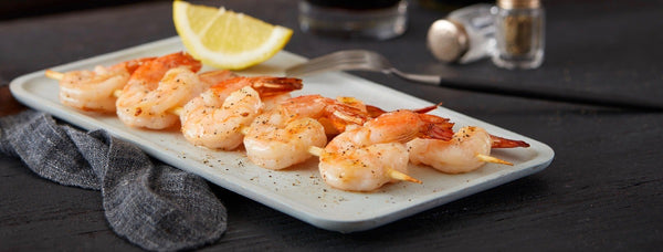 Fire Spiced Shrimp