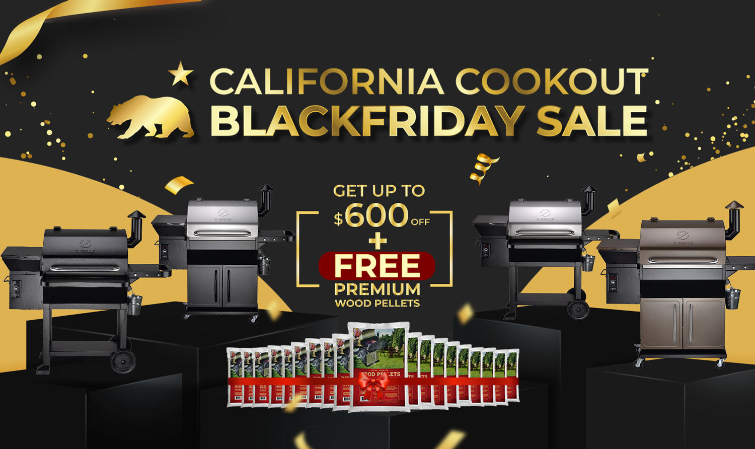 California black Friday offer