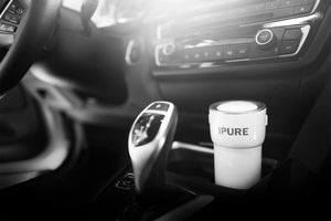iPure portable personal air filter