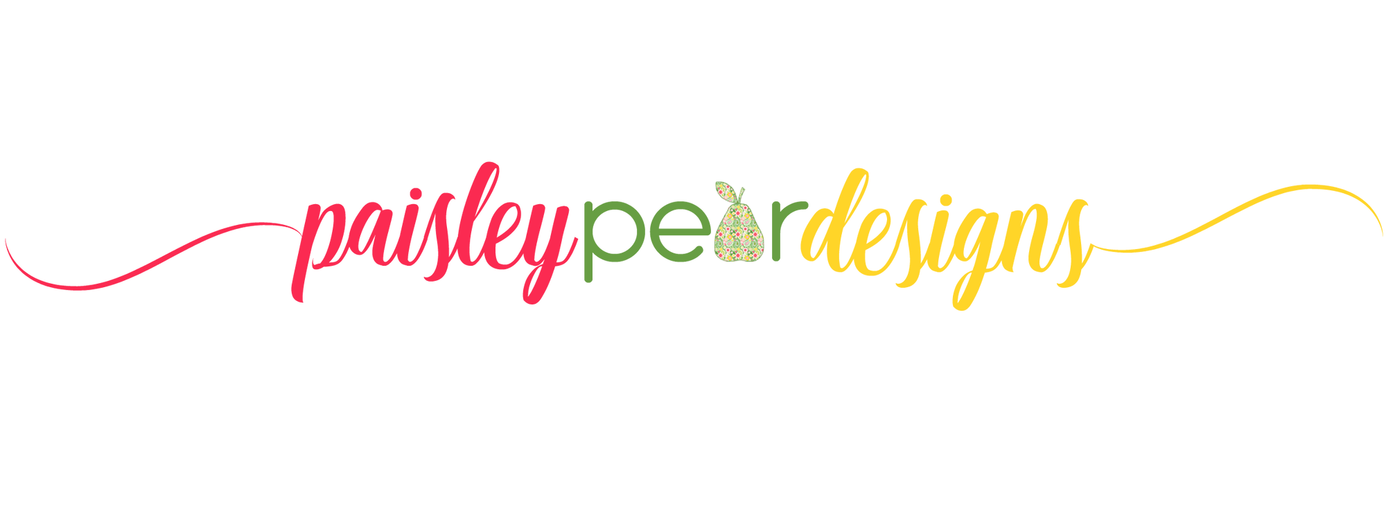 Paisley Pear Designs and Invites