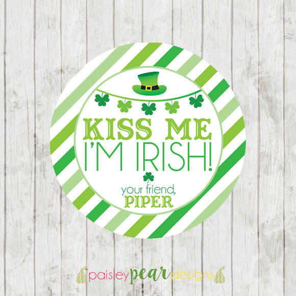 Kiss Me - St. Patrick's Day