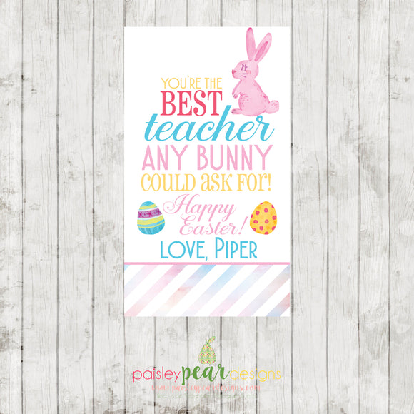 Best Teacher - Easter