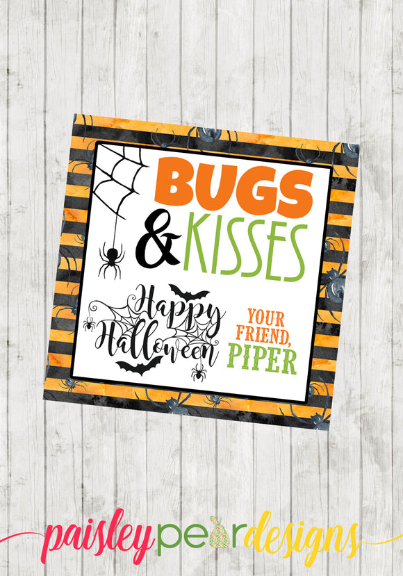 Bugs and Kisses Tag