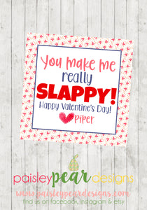 Slappy - Valentine Tags