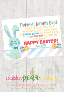 Magical Bunny Dust - Easter