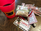 Believe in the Magic of Christmas Package - Christmas Treat Tags