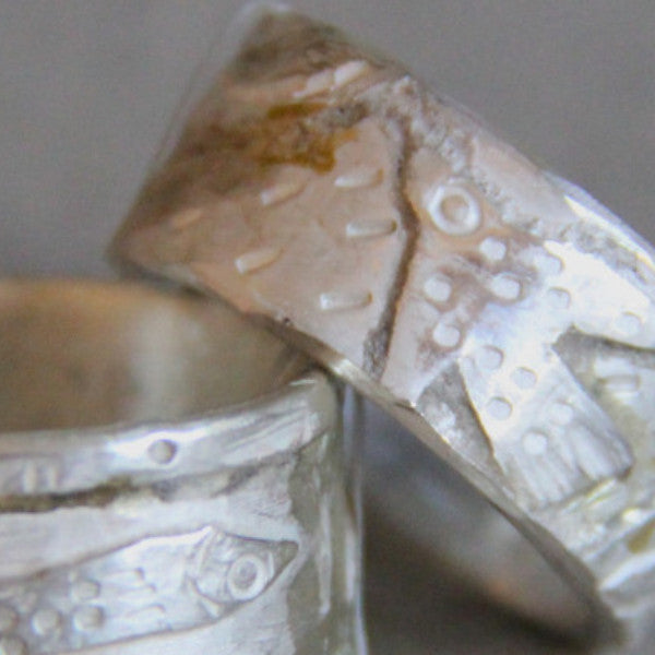 Barry Clarke Commission Ring