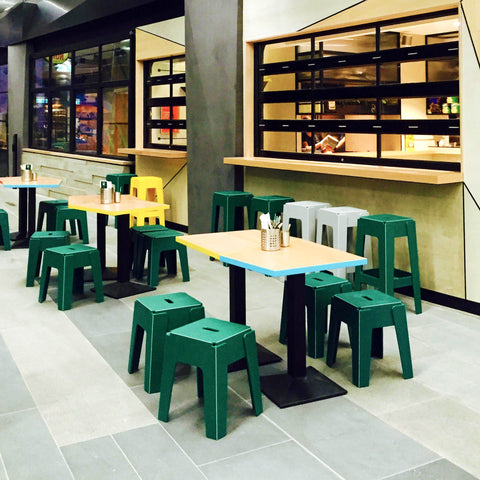 Commercial furniture projects contract furniture lighting designbythem - Round table pizza university place ...
