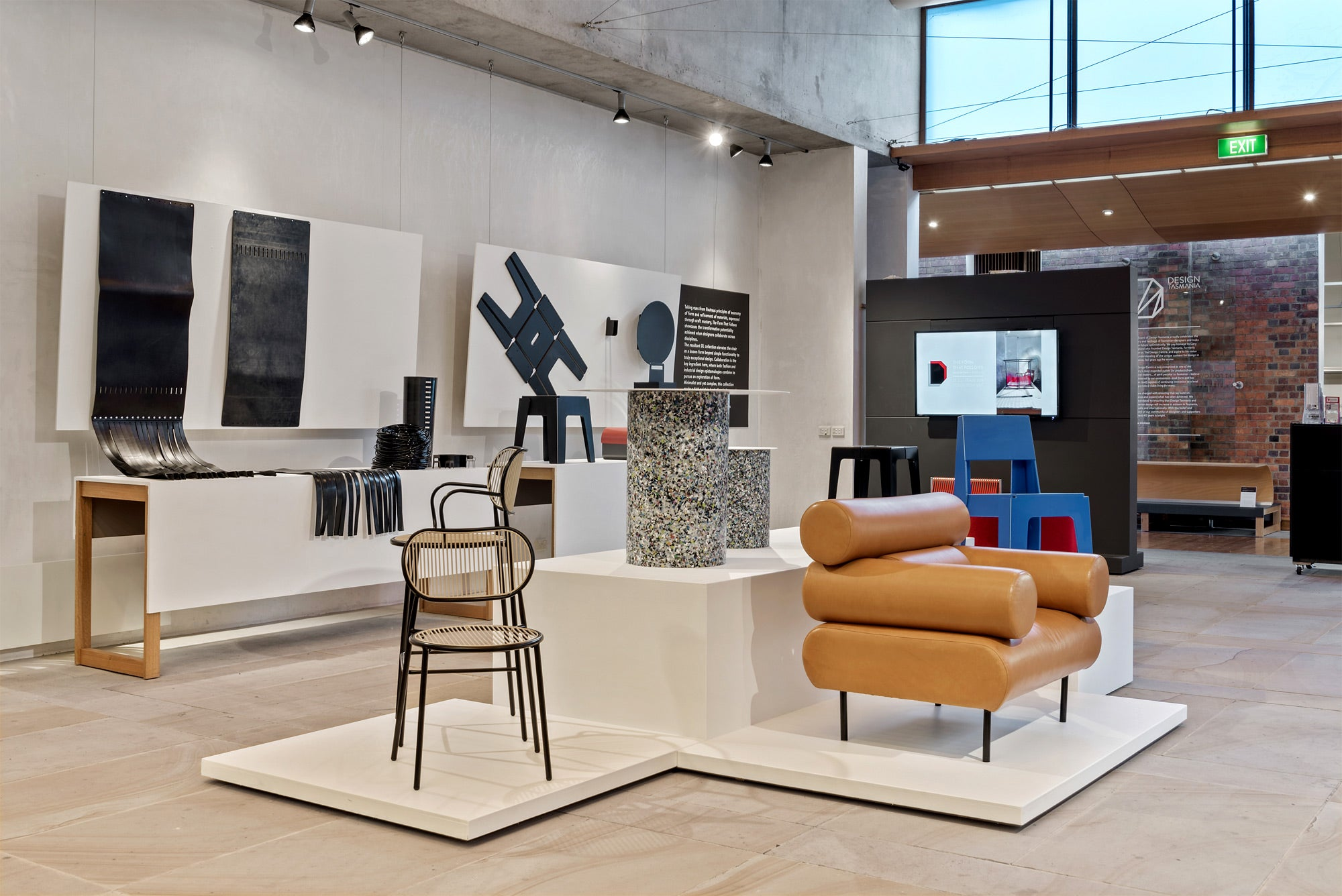 DesignByThem x Dion Lee | Design Tasmania Exhibition 2019