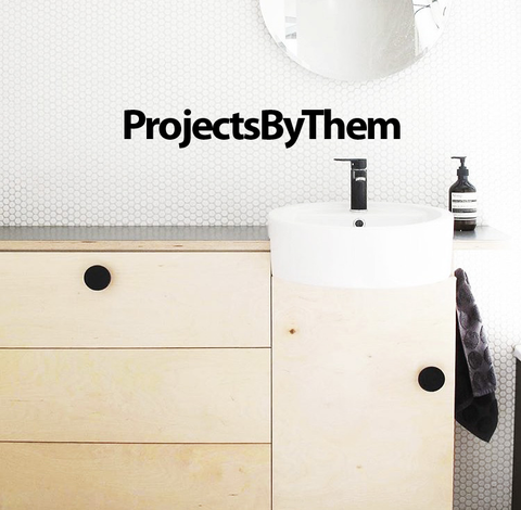 ProjectsByThem competition | DesignByThem