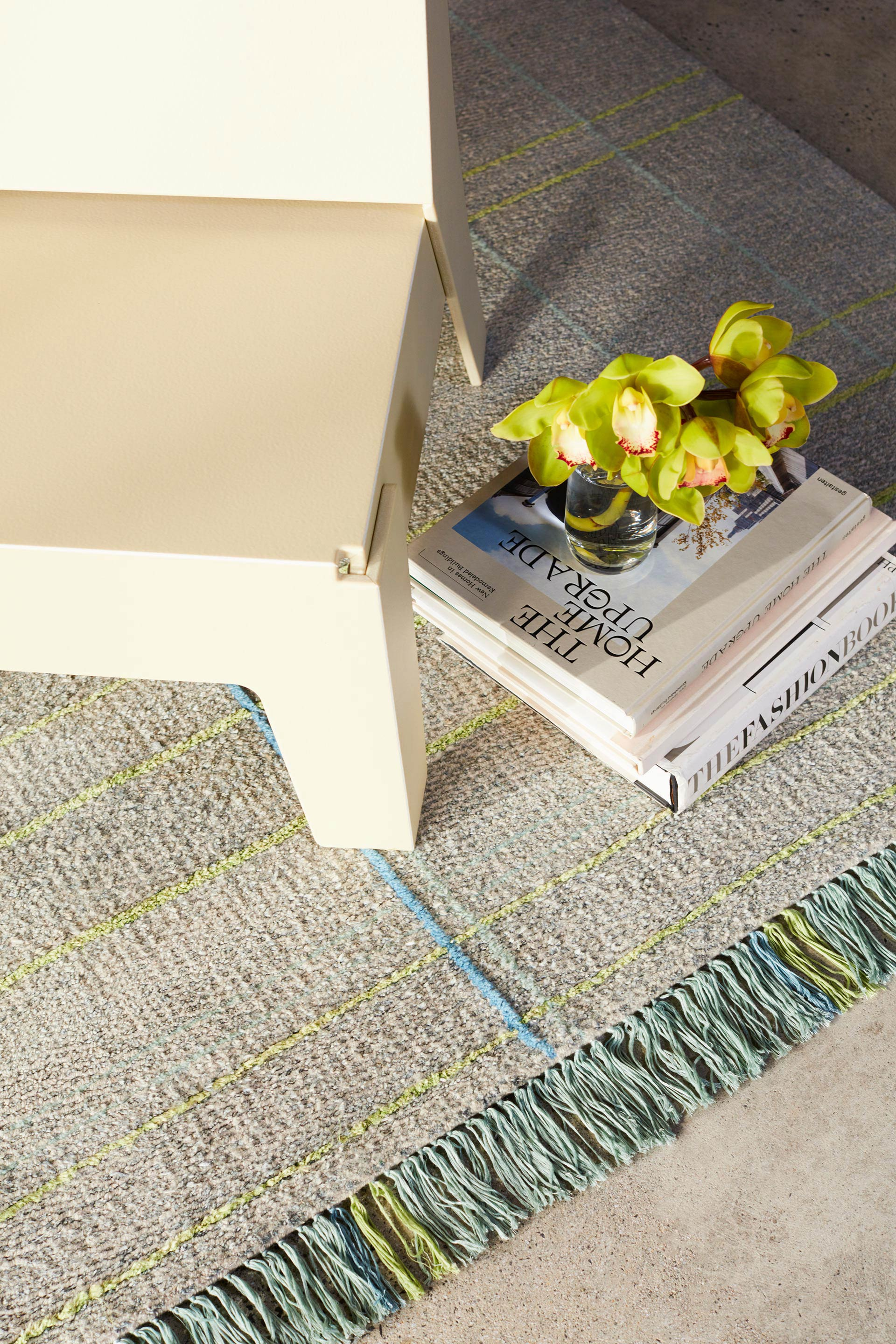 Griglia Rugs by Tappeti   Butter Seat   DesignByThem