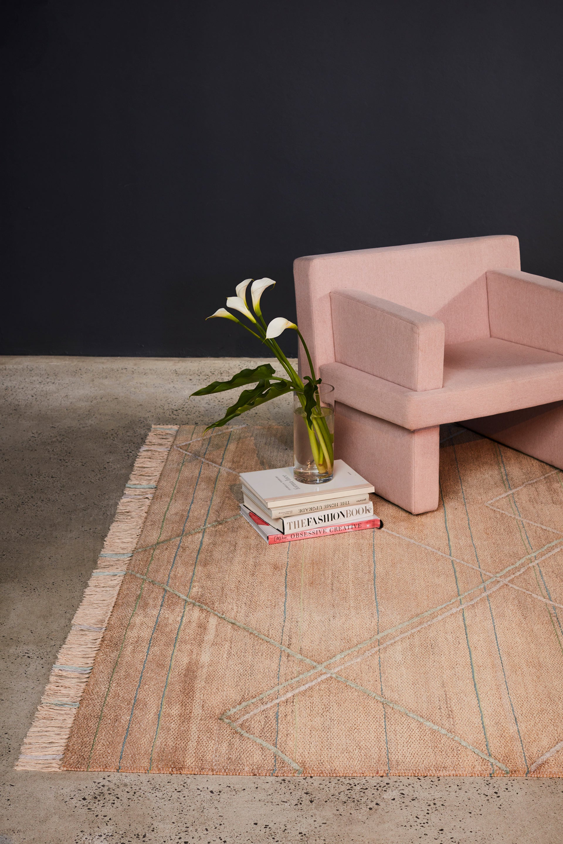 Griglia Rugs by Tappeti   August Armchair   DesignByThem