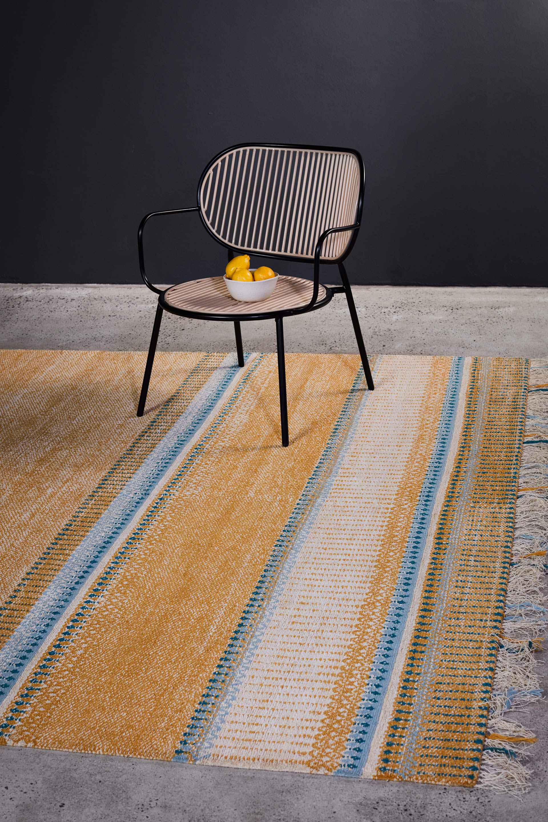 Griglia Rugs by Tappeti   Piper Lounge Chair   DesignByThem